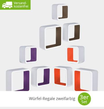 w rfel regal 3er set deal limango deals f r familien. Black Bedroom Furniture Sets. Home Design Ideas