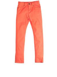 "Cakewalk Hose ""Full l Day"" in orange"
