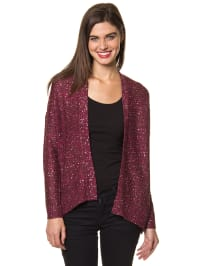 "Vero Moda Cardigan ""Sevilla"" in Bordeaux"