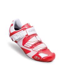 "Giro Herren-Race Schuhe ""Factor 12"" in rot/ weiß"