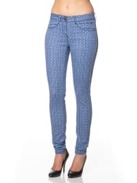 Tom Tailor Stretchjeans in blau