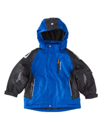 "Color Kids Funktionsjacke ""Jimmi"" in Blau/ Schwarz"