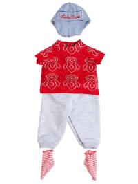 """Käthe Kruse 4tlg. Puppenoutfit """"Bambina Mario"""" - ab 3 Jahren"""