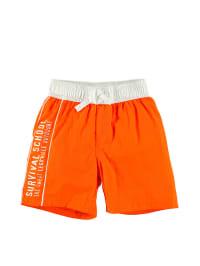 Legowear Badeshorts in orange