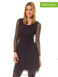 "Mama licious Kleid ""Feed me"" in schwarz"