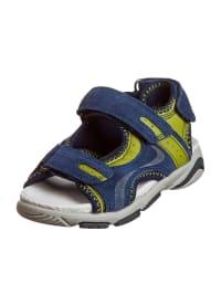 Ciao Shoes Sandalen in Blau/ Hellgrün