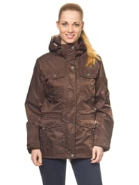 "Killtec Funktionsjacke ""Amalia"" in Braun"