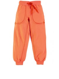 Moonkids Stoffhose in Orange