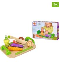 """Simba 12tlg. Schneidebrett-Set """"Gemüse"""" - ab 2 Jahren"""