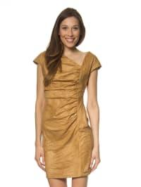 "Amarillolimon Kleid ""Giselle"" in Gold"