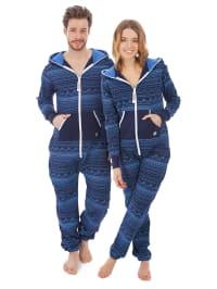 """ZipUps ZipUp """"Maori"""" in Blau"""