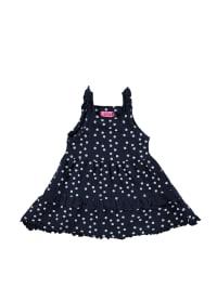 ZieZoo Kleid in Schwarz/ Weiß