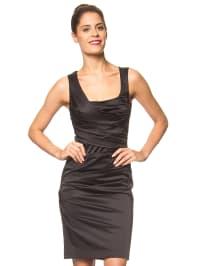 Vera Mont Kleid in schwarz