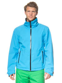 "Völkl Windbreaker ""Ess"" in Hellblau"