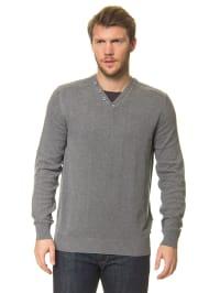Tom Tailor Pullover in Grau