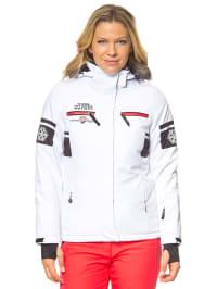 "Killtec Ski-/ Snowboardjacke ""Phaela"" in Weiß"