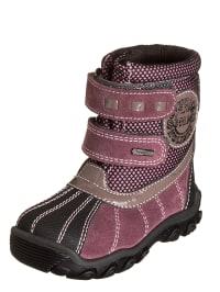 Primigi Boots in Rosa/ Dunkelbraun