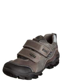 Primigi Leder-Sneakers in taupe