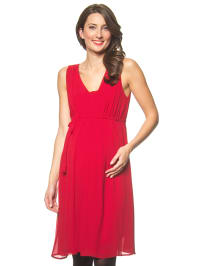 """Mama licious Kleid """"Vienna"""" in Rot"""
