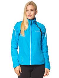 "Maier Sports Langlauf-Jacke ""Fassa"" in Blau"