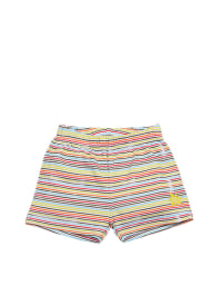 "Bondi Shorts ""Country Life"" in Gelb/ Rot/ Hellblau"