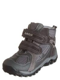 """Geox Boots """"Alaska"""" in Grau"""