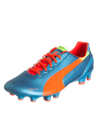 "Puma Fußballschuhe ""evoSPEED 2.2 FG""  in Blau/ Orange"