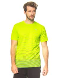 Puma Sportshirt in Gelb
