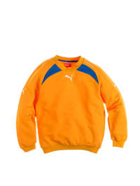 Puma Sweatshirt in orange