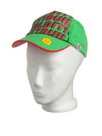 "Legowear Cap ""Alf 632"" in Grün/ Rot"