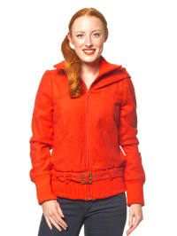 "Blutsgeschwister Anorak ""Cuddly Girl"" in Rot"