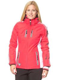 """Killtec Ski-/ Snowboardjacke """"Laria"""" in Pink"""