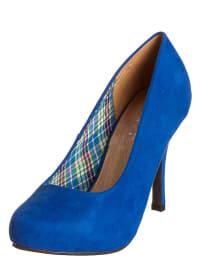 Andrea Conti Pumps in Blau