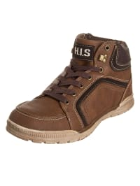 H.I.S Boot in Braun