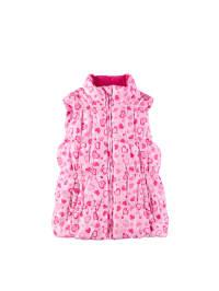 Topo Weste in Rosa/ Pink