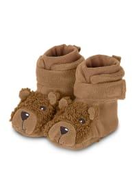 Sterntaler Baby-Schuhe in Hellbraun