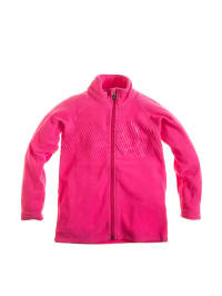 "Color Kids Fleecejacke ""Limone"" in Pink"