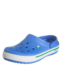 "Crocs Clogs ""Crocband II.5"" in Blau/ Grün"