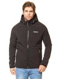 "Regatta Softshelljacke ""Forcefield"" in Schwarz"