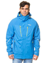 "Regatta 3-in-1 Funktionsjacke ""Geoscape"" in Blau"