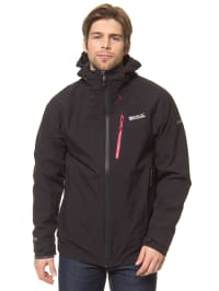 "Regatta 3in1-Funktionsjacke ""Carrington"" in Schwarz"