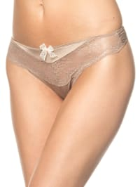 Sassa String in Beige