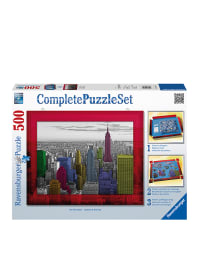 "Ravensburger 500tlg. Complete-Puzzle-Set ""New York Colours"" - ab 12 Jahren"