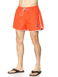 Marc O'Polo Badeshorts in Orange