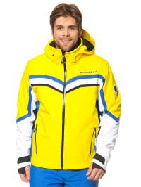 """Völkl Ski-/ Snowboardjacke """"Yellow Stone"""" in Gelb"""