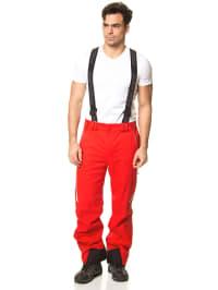 """Fischer Ski-/ Snowboardhose """"Hans Knauss"""" in Rot"""