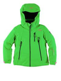 CMP Ski-/ Snowboardjacke in Neongrün