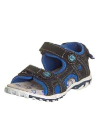 Pio Sandalen in Nachtblau/ Blau