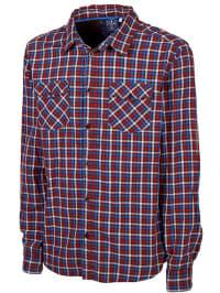 "Chiemsee Hemd ""Hyman"" in Rot/ Blau"