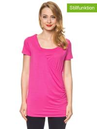 """Mama licious Shirt """"Enric"""" in Pink"""